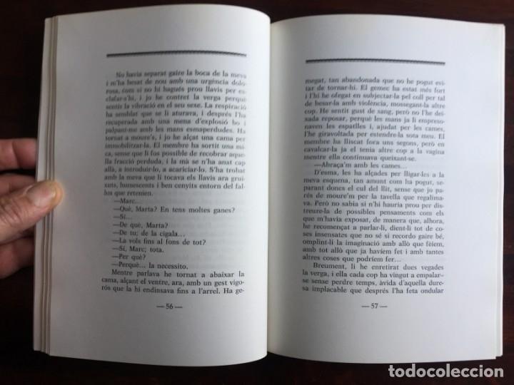 Libros: Els quaderns d´en marc 2, historia vibrante caben todas las fantasías eróticas imaginables, - Foto 6 - 182711840