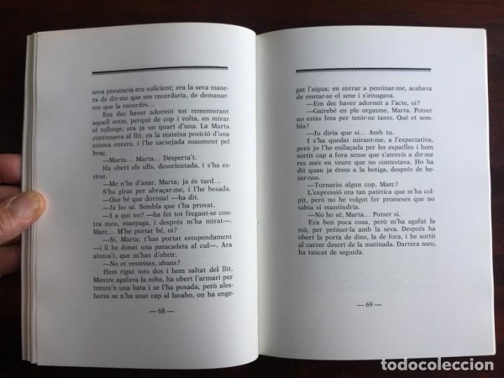 Libros: Els quaderns d´en marc 2, historia vibrante caben todas las fantasías eróticas imaginables, - Foto 7 - 182711840