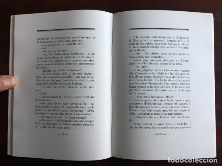 Libros: Els quaderns d´en marc 2, historia vibrante caben todas las fantasías eróticas imaginables, - Foto 8 - 182711840