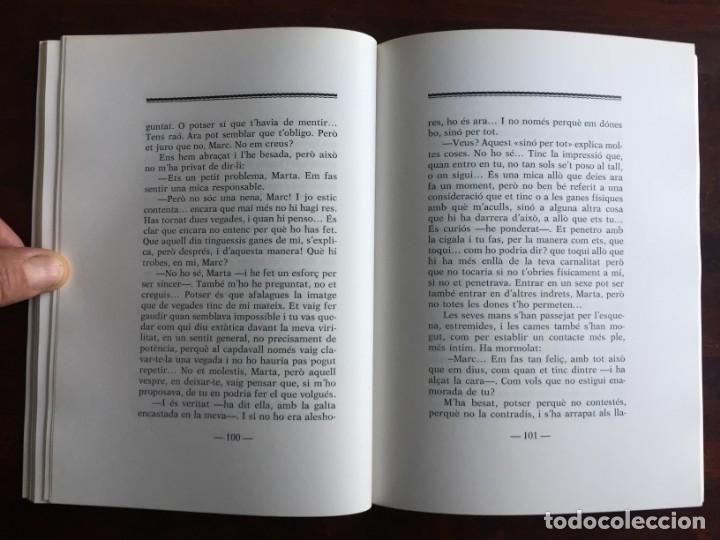 Libros: Els quaderns d´en marc 2, historia vibrante caben todas las fantasías eróticas imaginables, - Foto 9 - 182711840