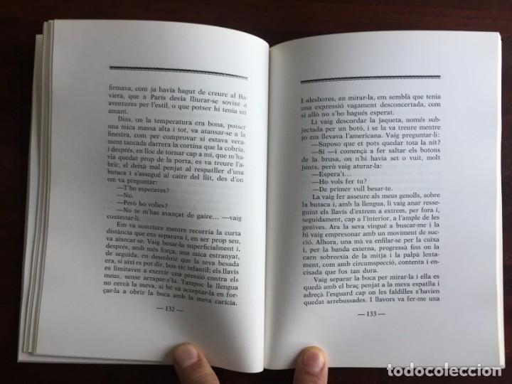Libros: Els quaderns d´en marc 2, historia vibrante caben todas las fantasías eróticas imaginables, - Foto 10 - 182711840