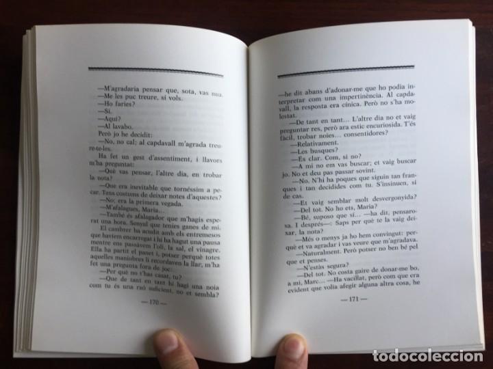 Libros: Els quaderns d´en marc 2, historia vibrante caben todas las fantasías eróticas imaginables, - Foto 11 - 182711840