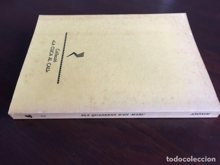 Libros: Els quaderns d´en marc 2, historia vibrante caben todas las fantasías eróticas imaginables, - Foto 14 - 182711840