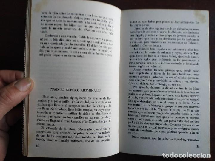 Libros: Lote de 2 novelas. Los harenes y sus misterios los misterios palacios arabes 2º Historia del dinero - Foto 4 - 184365940