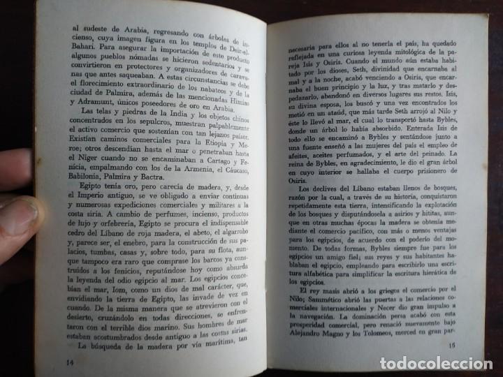 Libros: Lote de 2 novelas. Los harenes y sus misterios los misterios palacios arabes 2º Historia del dinero - Foto 10 - 184365940