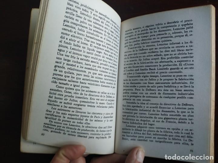 Libros: Lote de 2 novelas. Los harenes y sus misterios los misterios palacios arabes 2º Historia del dinero - Foto 11 - 184365940