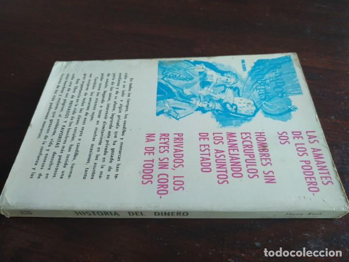 Libros: Lote de 2 novelas. Los harenes y sus misterios los misterios palacios arabes 2º Historia del dinero - Foto 13 - 184365940