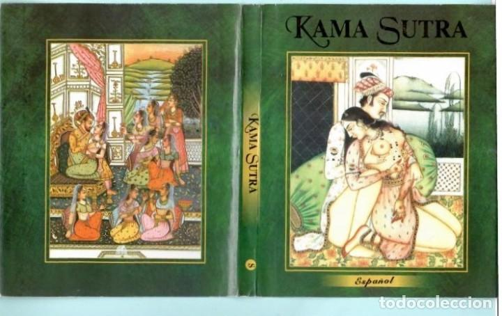 LIBRETO DE KAMA SUTRA CONTIENE 65 PAGINAS EN ESPAÑOL (Libros Nuevos - Literatura - Narrativa - Erótica)