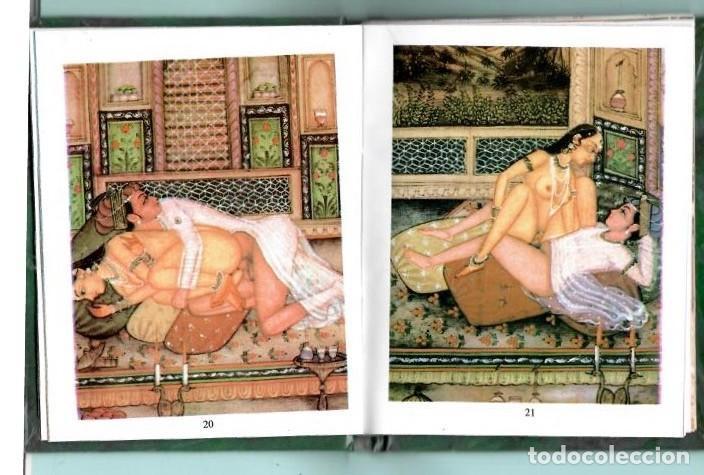 Libros: LIBRETO DE KAMA SUTRA CONTIENE 65 PAGINAS EN ESPAÑOL - Foto 2 - 195228041