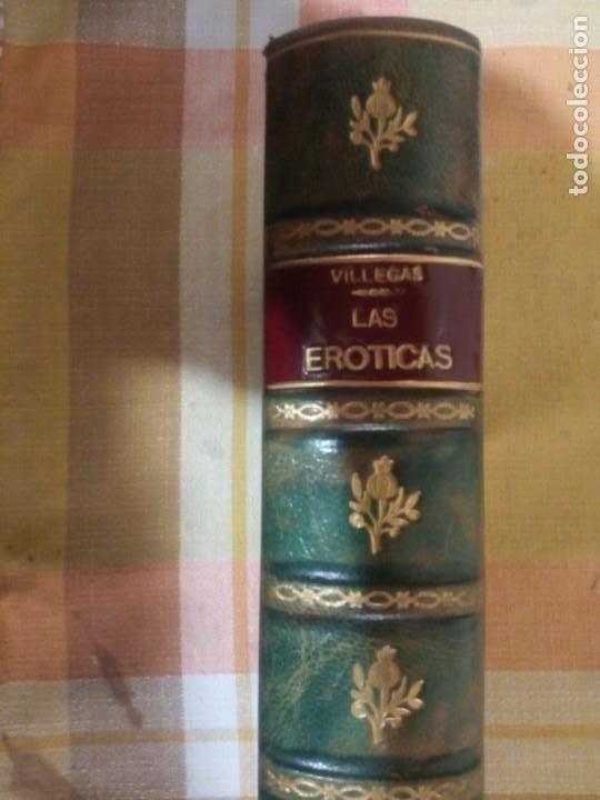 VENDO PRIMERA EDICION,ESTEBAN MANUEL DE VILLEGAS,LAS EROTICAS O AMATORIAS,1617-EN NAJERA, (Libros Nuevos - Literatura - Narrativa - Erótica)