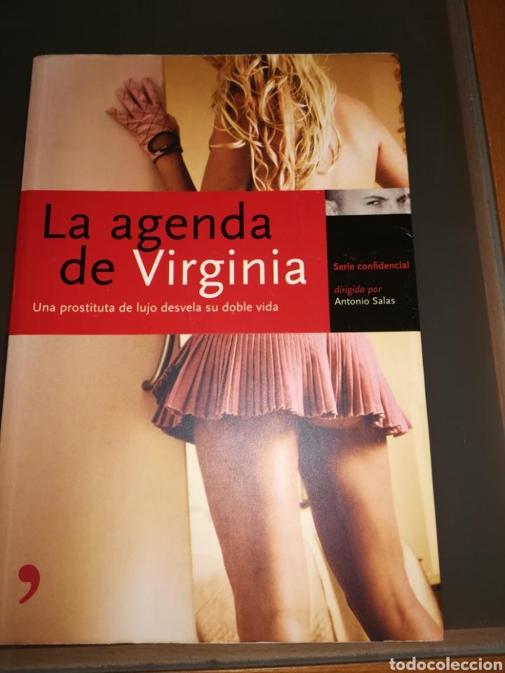 LIBRO LA AGENDA DE VIRGINIA (Libros Nuevos - Literatura - Narrativa - Erótica)