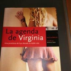 Libros: LIBRO LA AGENDA DE VIRGINIA. Lote 198560532
