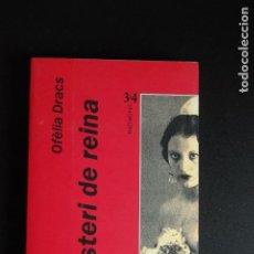 Libros: 5. OFÈLIA DRACS - MISTERI DE REINA - ELISEU CLIMENT (ED) - VALÈNCIA, 1994. Lote 198325105