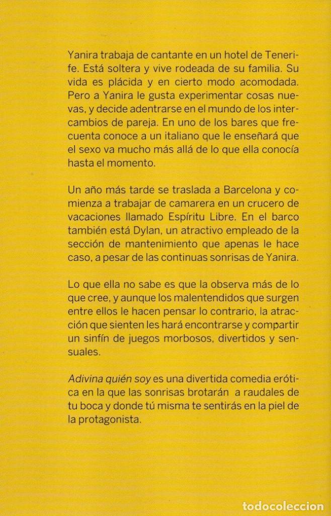Libros: ADIVINA QUIEN SOY de MEGAN MAXWELL - PLANETA (NUEVO) - Foto 2 - 200749296