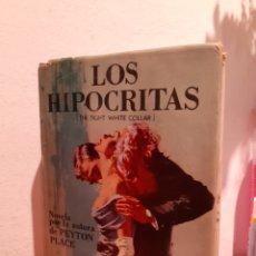 Libros: LOS HIPOCRITAS-GRACE METALIOUS. Lote 202538900