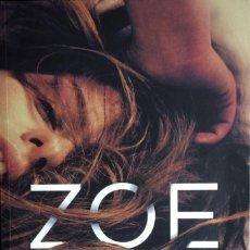 Libros: ZOE EN HORIZONTAL. Lote 204353136