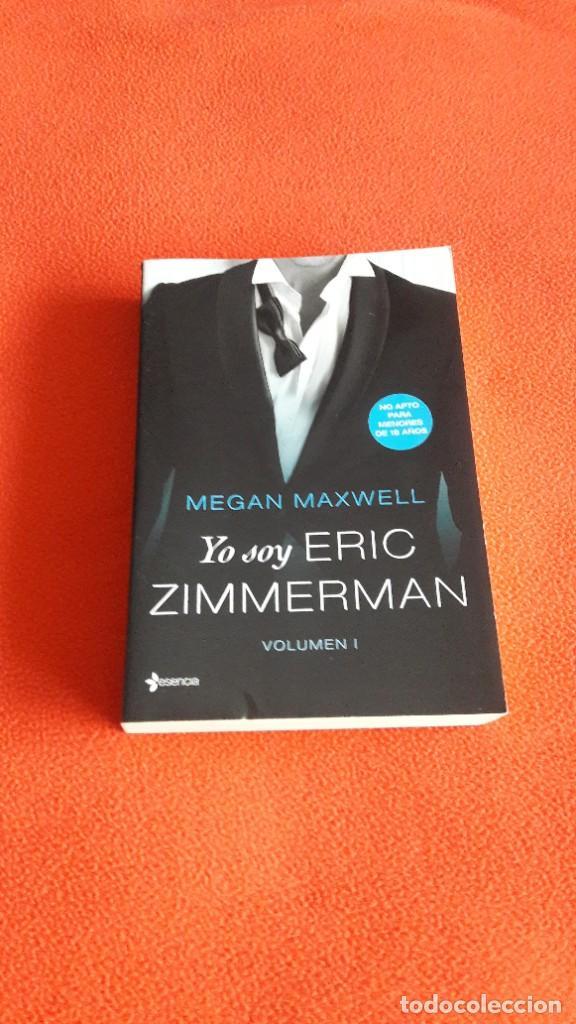 YO SOY ERIC ZIMMERMAN (Libros Nuevos - Literatura - Narrativa - Erótica)
