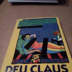 Libros: DEU CLAUS AL PANY. Lote 233887495