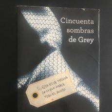 """Libros: LIBRO """"CINCUENTA SOMBRAS DE GREY"""" DE E.L JAMES. Lote 252772680"""