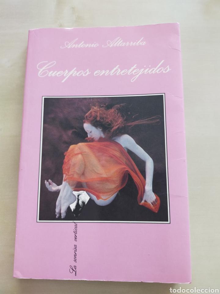 """NOVELA """"CUERPOS ENTRETEJIDOS"""" (Libros Nuevos - Literatura - Narrativa - Erótica)"""