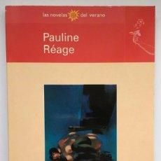 Libros: HISTORIA DE O - PAULINE RÉAGE. Lote 263777950