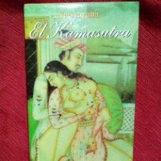 Libros: EL KAMASUTRA - VATSYAYANA - GRANDES CLÁSICOS - ALBA. Lote 269424278