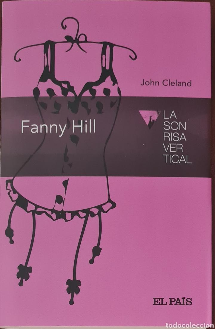LIBRO - FANNY HILL - JOHN CLELAND (Libros Nuevos - Literatura - Narrativa - Erótica)