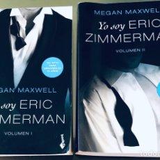 Libros: MEGAN MAXWELL: YO SOY ERIC ZIMMERMAN. Lote 286569273