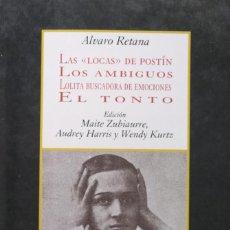 Livros: ÁLVARO RETANA. ANTOLOGÍA.. Lote 288644068