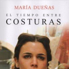 Libros: EL TIEMPO ENTRE COSTURAS DE MARIA DUEÑAS - BOOKET, TEMAS DE HOY, 2013 (NUEVO). Lote 48474199