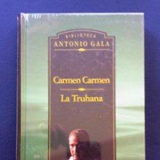 Libros - CARMEN CARMEN / LA TRUANA Biblioteca Antoni Gala Planta De Agostini NUEVO Sin Desprecintar Tapa Dura - 50873449