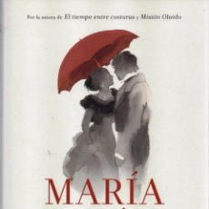Libros: LA TEMPLANZA DE MARIA DUEÑAS - PLANETA, 2015. Lote 53396883