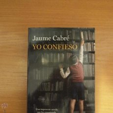 Libros: YO CONFIESO. Lote 53600544
