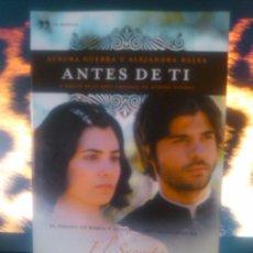 Libros: ANTES DE TI (AURORA GUERRA Y ALEJANDRA BALSA) NOVELA BASADA EN LA SERIE 'EL SECRETO DE PUENTE VIEJO'. Lote 54650399