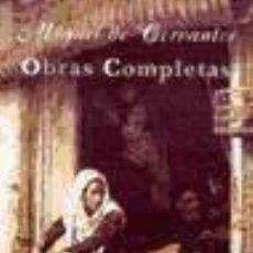 Libros: OBRAS COMPLETAS . (EN UN SOLO VOLUMEN) EDITORIAL CASTALIA. Lote 70783163