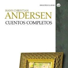 Libros: CUENTOS COMPLETOS. Lote 70838207