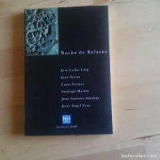 Libros: NOCHE DE RELATOS 10 - VARIOS AUTORES - NH - 2000. Lote 74324835