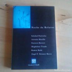 Libros: NOCHE DE RELATOS 13 - VARIOS AUTORES - NH - 2001. Lote 74324919