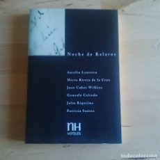 Libros: NOCHE DE RELATOS 17 - VARIOS AUTORES - NH - 2002. Lote 74325015