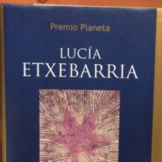 Libros: UN MILAGRO EN EQUILIBRIO. AUTOR: LUCÍA ECHEVARRÍA. Lote 75771710