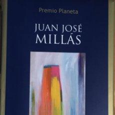 Libros: EL MUNDO DE JUAN JOSÉ MILLAS. PREMIO PLANETA.. Lote 77645779