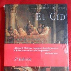 Libros: EL CID -RICHARD FLETCHER -2º EDICIÓN. Lote 86242736