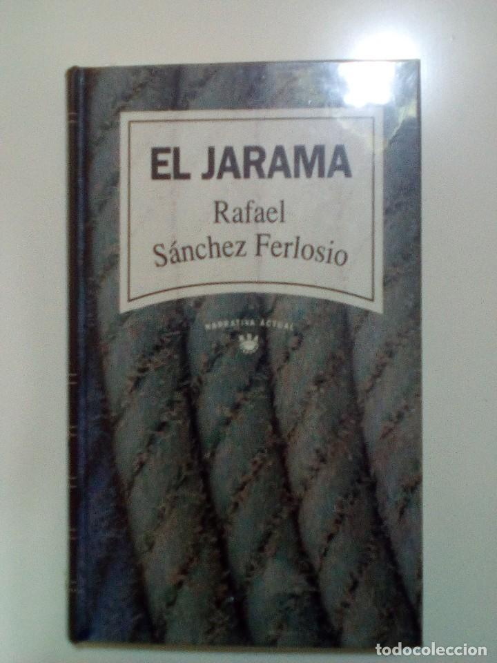 EL JARAMA, DE RAFAEL SÁNCHEZ FERLOSIO (Libros Nuevos - Narrativa - Literatura Española)