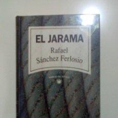 Libros: EL JARAMA, DE RAFAEL SÁNCHEZ FERLOSIO. Lote 89856112