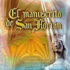 Libros: EL MANUSCRITO DE SAN FLORIÁN : LA PRINCESA DE HIELO ENTRELINEAS EDITORES. Lote 95711150