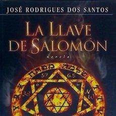 Libros: LA LLAVE DE SALOMÓN GRADIVA IBÉRICA. Lote 95777298