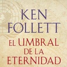 Libros: EL UMBRAL DE LA ETERNIDAD DEBOLSILLO. Lote 95993659