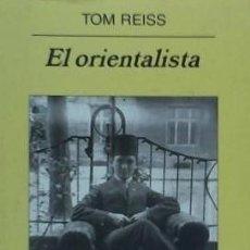Libros: EL ORIENTALISTA ANAGRAMA. Lote 96047335