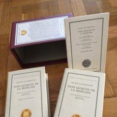 Libros: DON QUIJOTE DE LA MANCHA. Lote 101742599