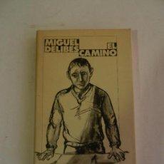 Libros: EL CAMINO MIGUEL DELIBES CIRCULO DE LECTORES 1985 ILUSTRADA POR JOSE VELA ZANETTI.. Lote 103529907